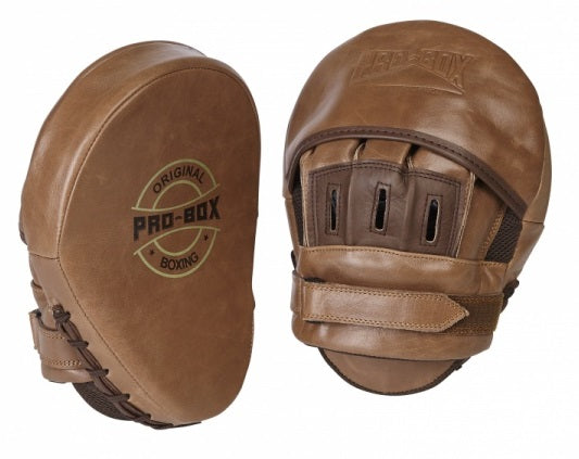 Pro Box Curved Hook and Jab Pads - Original Collection