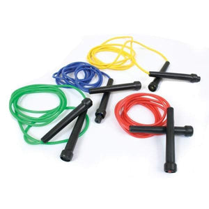 Coloured Nylon Skipping Rope