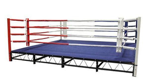 Elevated Boxing Ring