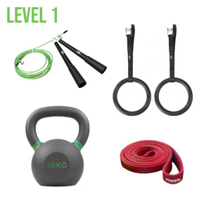 Primal Strength Home HIIT Cardio Packages (Level 1 & 2)