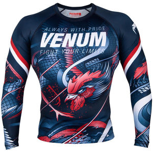 Venum Rooster Long Sleeved Rashguard