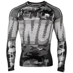 Venum Tactical Long Sleeved Rashguard - Urban Camo - Fightstore Pro