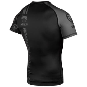 Venum Logos Short Sleeved Rashguard