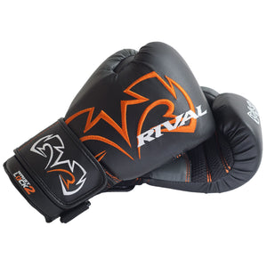 Rival RB11-Evolution Bag Gloves - Black