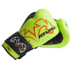 Rival RB11-Evolution Bag Gloves - Green