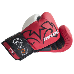 Rival RB11-Evolution Bag Gloves - Red
