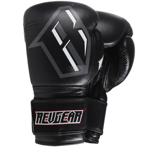 Revgear S3 Sparring Glove Black Grey