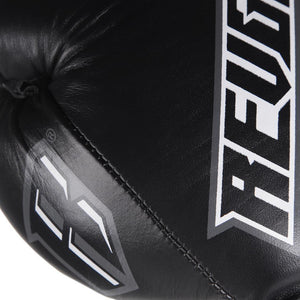 S3 Sparring Boxing Glove - Black Grey - Fightstore Pro