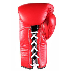Professional Competition Boxing Gloves - Red - Fightstore Pro