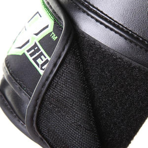 Kids Deluxe Boxing Gloves - Green