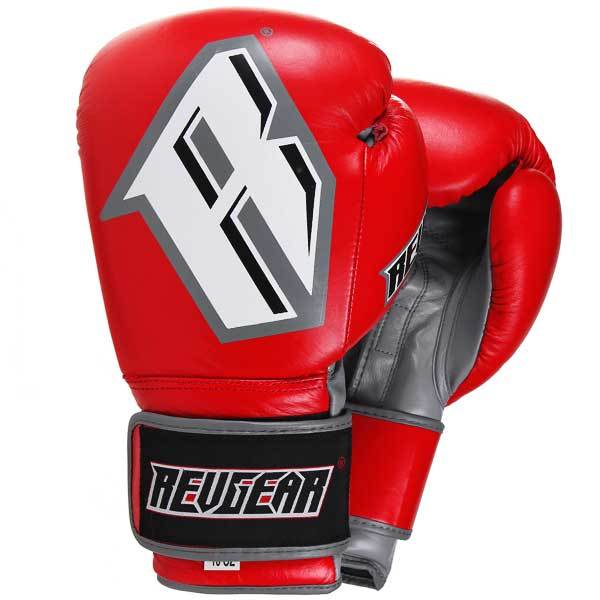 S3 Sparring Boxing Glove - Red Grey
