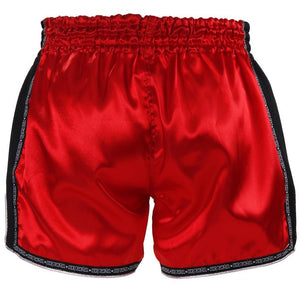 Original Muay Thai Shorts - Red - Fightstore Pro