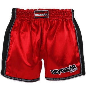 Revgear Original Thai shorts RED