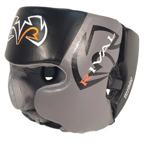 Rival Pro Training Head Guard Grey - Fightstore Pro