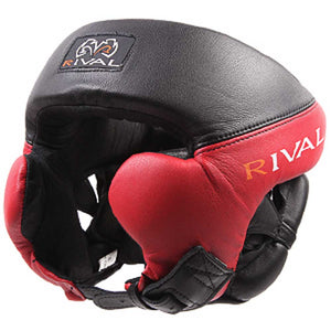 Rival Pro Training Head Guard Red