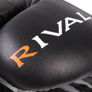 Rival RS1 Pro Sparring Gloves - Black 1