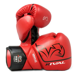 Rival RS1 Ultra Sparring Gloves 2.0 - Red
