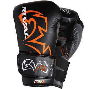 Rival RS11V Evolution Sparring Gloves Black 1