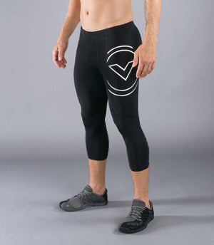 Virus StayCool Compression Pants Bootcut Black