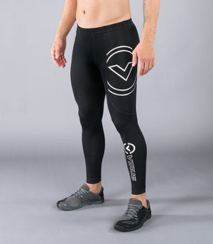 Virus StayCool V2 Tech Compression Pants Black