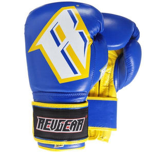 S3 Sparring Boxing Glove - Blue Yellow