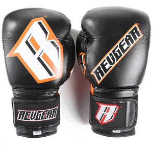 S3 Sparring Boxing Glove - Black Orange