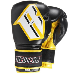 REVGEAR S3 Sparring Glove Black Yellow