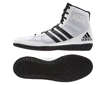 Adidas Mat Wizard Wrestling Boot 3 White/Black