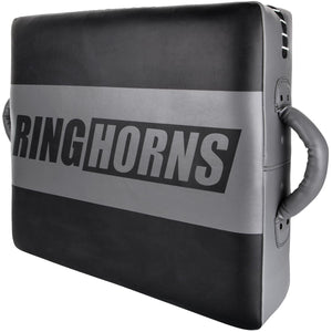 Ringhorns Charger Square Kick Pad - Black - Fightstore Pro