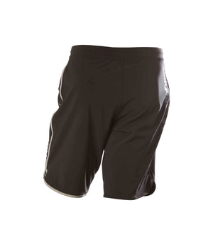 Virus Mens Airflex Training Shorts Black/Silver