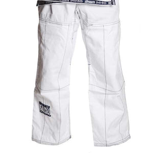 Fuji Suparaito BJJ Gi - White with Navy 1