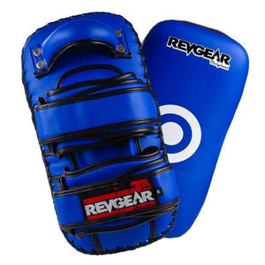 Original Thai Kick Pads - Blue - Fightstore Pro