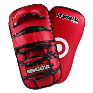 Original Thai Kick Pads - Red - Fightstore Pro