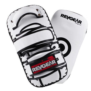 Revgear Original Thai Kick Pads White
