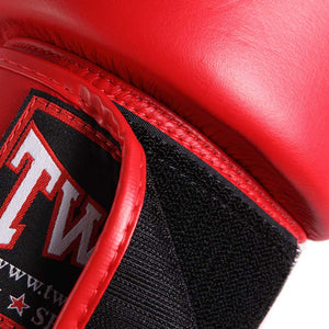 Twins Special Boxing Gloves Red 1