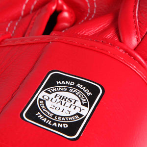 Twins Special Boxing Gloves Red 2