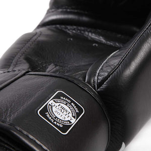 Twins Special Boxing Gloves Black Dragon 1
