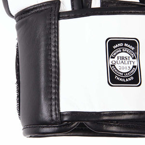 Twins Special Two Tone Boxing Gloves Black 4