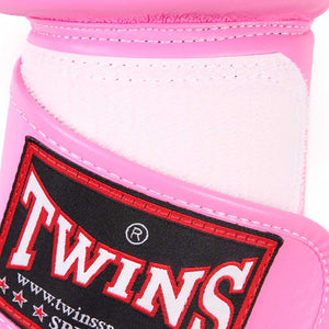 Twins Special Boxing Gloves Pink 3