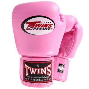 Twins Special Boxing Gloves Pink