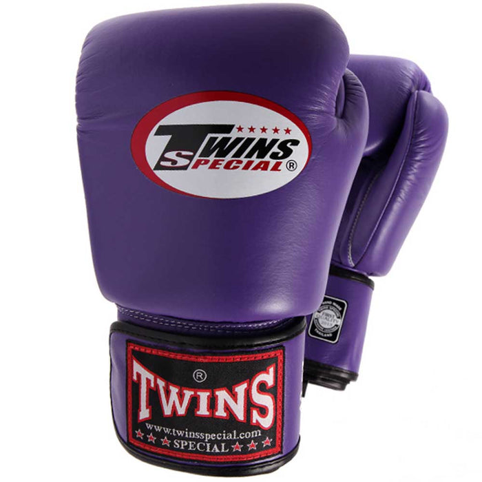 Twins Special Boxing Gloves Purple