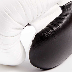 Twins Special Two Tone Boxing Gloves White 4