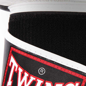 Twins Special Two Tone Boxing Gloves White 5