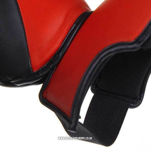 Original Thai Shin guards - Red