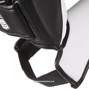 Original Thai Shin guards - White - Fightstore Pro