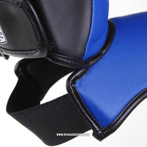 Original Thai Shin guards - Blue