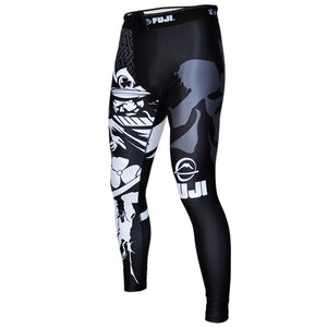 Fuji Sports Musashi Grappling Spats 2