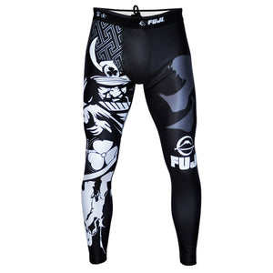 Fuji Sports Musashi Grappling Spats 3