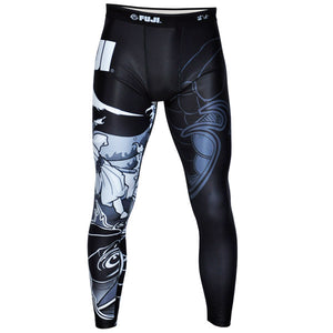 Fuji Sports Sakana Grappling Spats 4