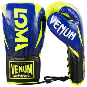 Venum Hammer Pro Boxing Gloves - LOMA EDITION - Lace Up